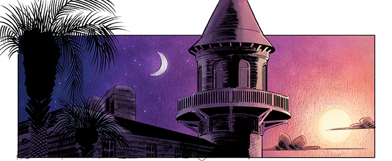 TheJekyll Island Clubat the beginning of the 20th Century is featured prominently in the series.