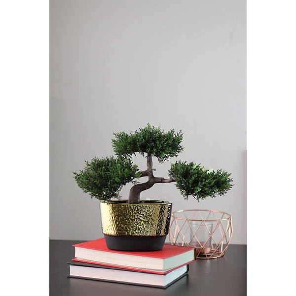 10--Decorative-Artificial-Japanese-Bonsai-Tree-in-Oval-Gold-Plated-Ceramic-Pot.jpg