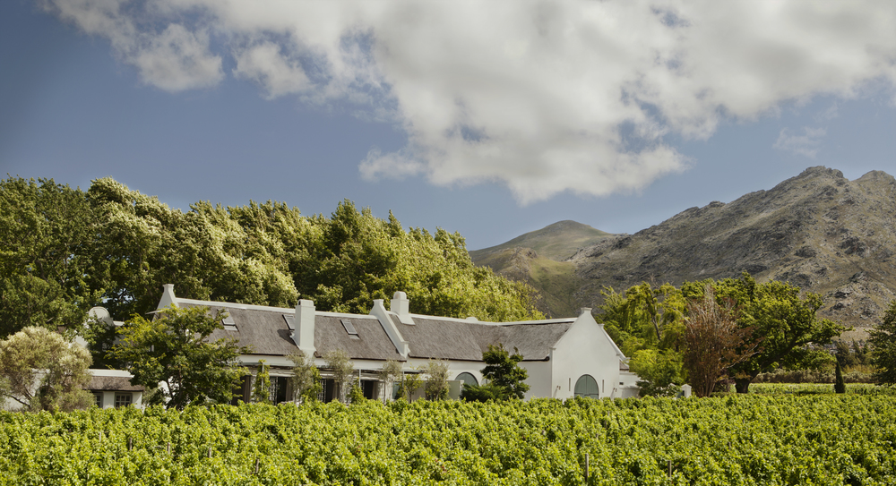 Grande provence heritage wine estate south african wine for Jardin winery south africa