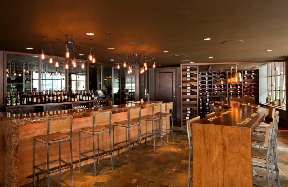 InterContinental Hotel's ENO Wine Bar