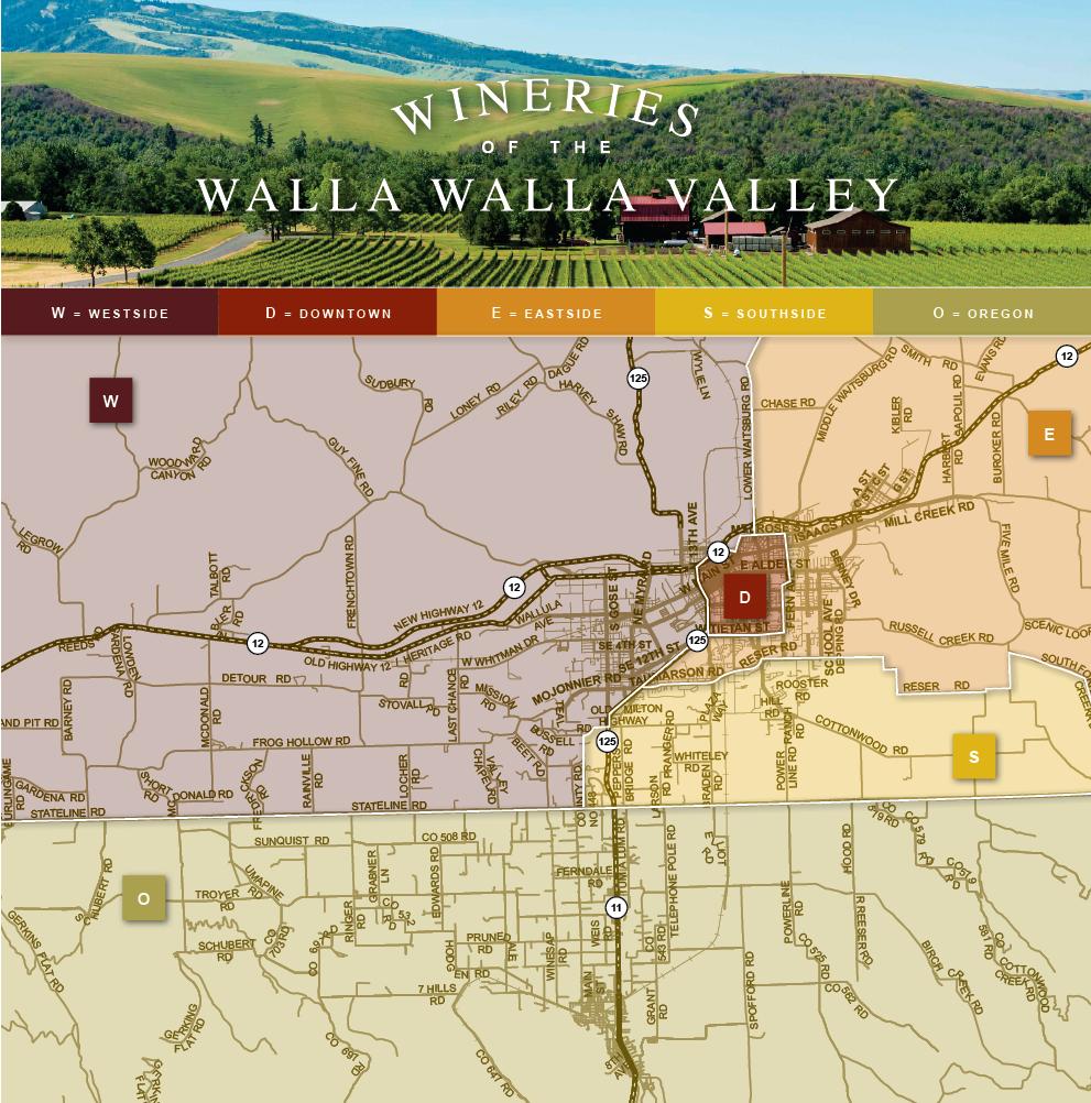 Photo Credit: Walla Walla Valley Wine Alliance-Richard Duval