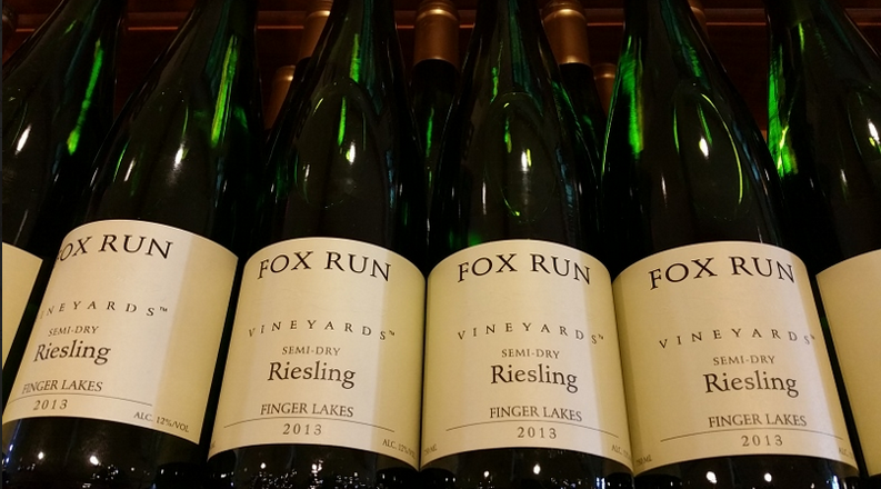 Fox Run Vineyards Riesling