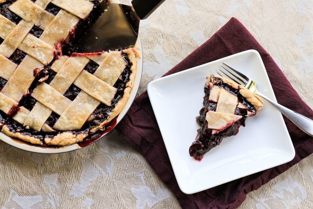 FLX Grape Pie