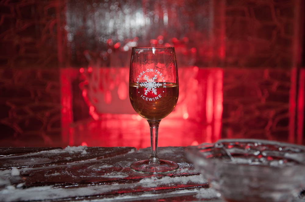 Niagara On the Lake Icewine Festival - Credit Niagara Wine Festival