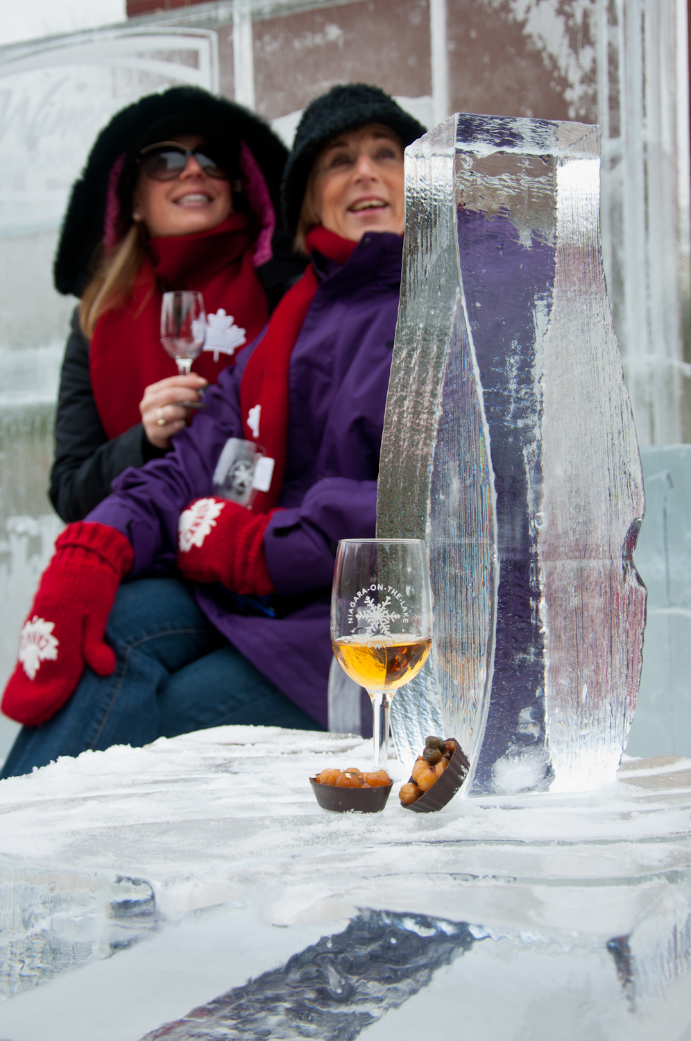 Cold or Warm, the Festival Continues - Credit Niagara Wine Festival