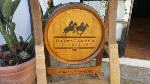 Happy Canyon Vineyard
