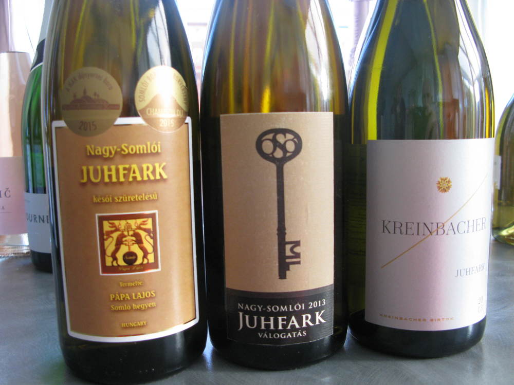 Juhfark: The Wedding Wines