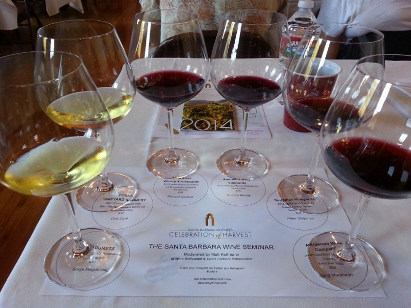 The Santa Barbara Wine Seminar