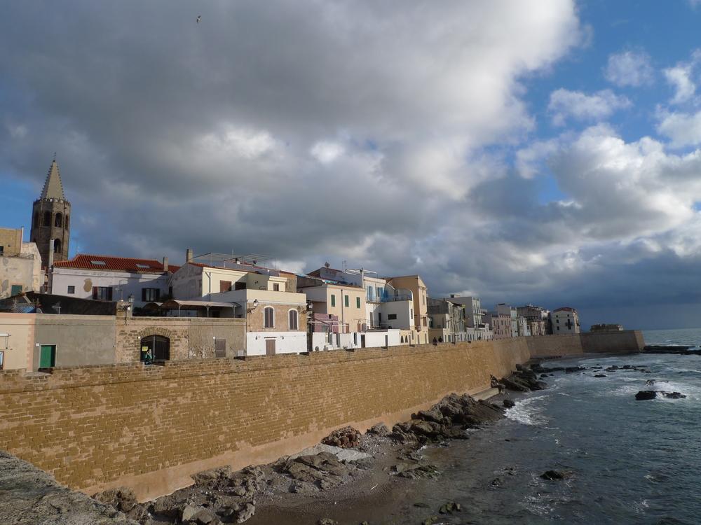 Alghero - Bastions  © ezioman