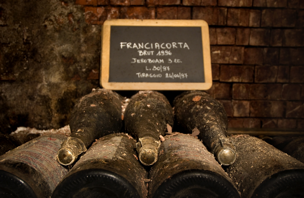 Franciacorta Brut | Photo Credit: Fabio Cattabiani