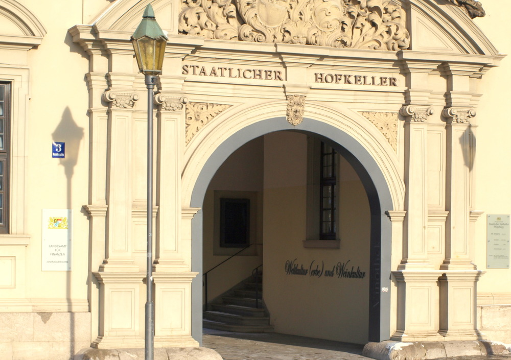 Würzburg Rosenbach Palace - Wine Cellar