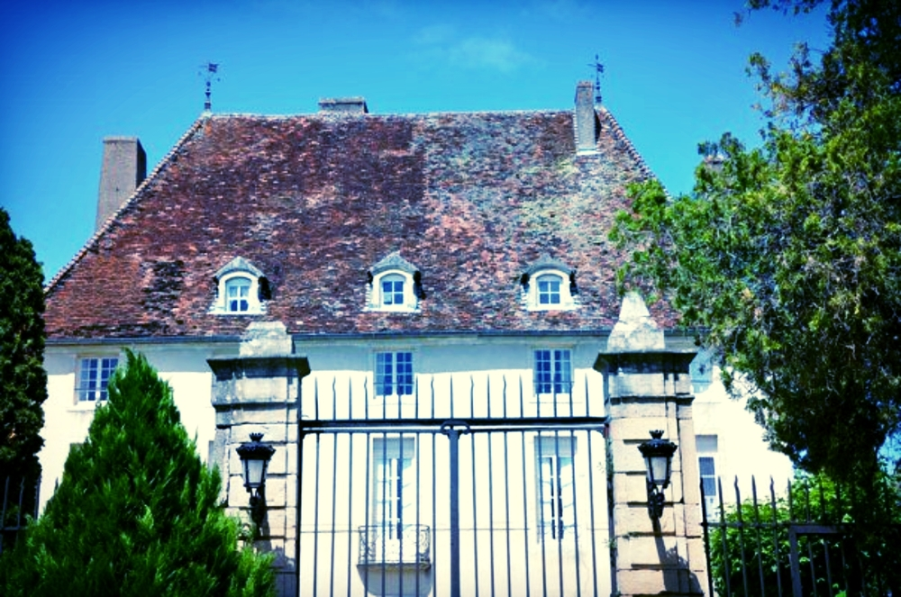 Le Pre Aux Dames bed & breakfast, Chateau Villars Fontaine, Villars Fontaine, France