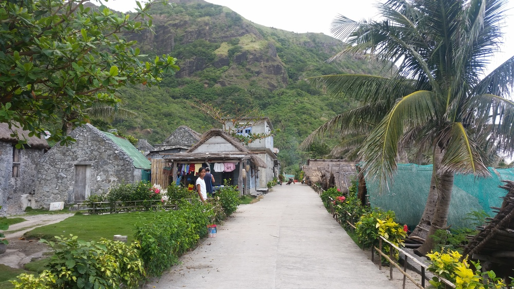 Inside the Chavayan Village in Sabtang Island - A UNESCO preserved heritage site