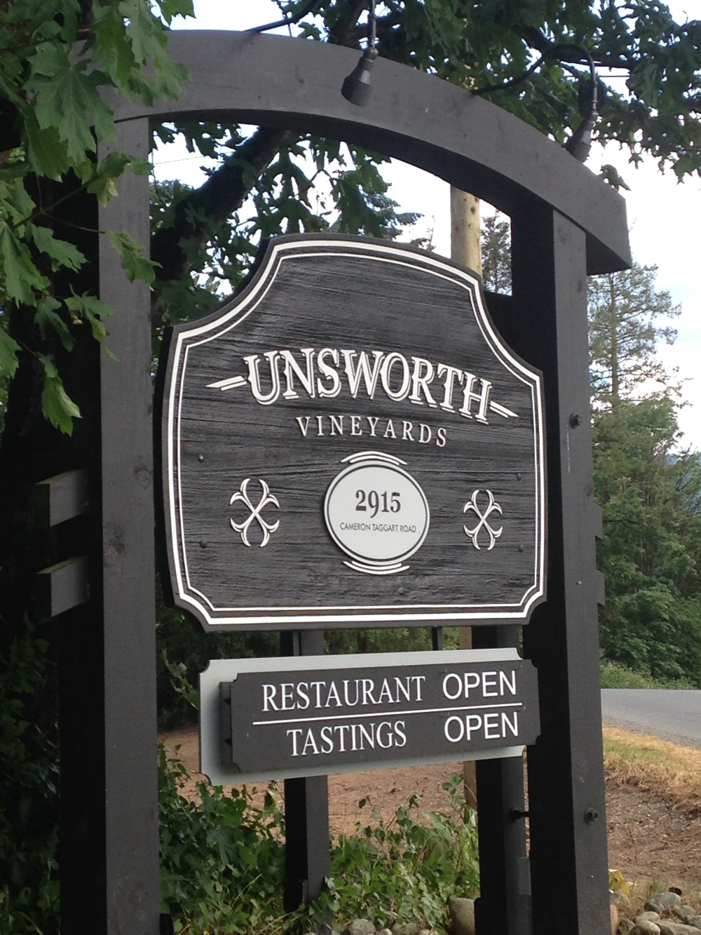 Unworth Vineyards