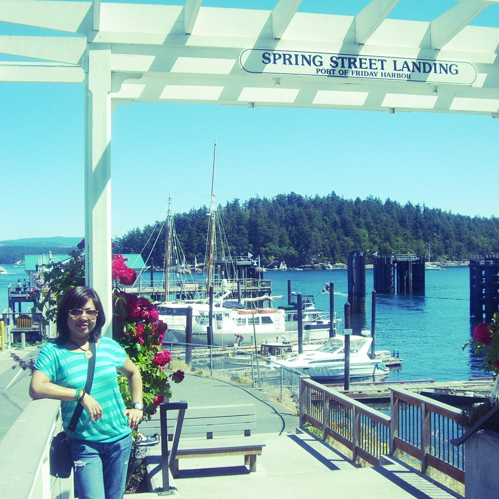 San Juan Islands, WA, Seattle