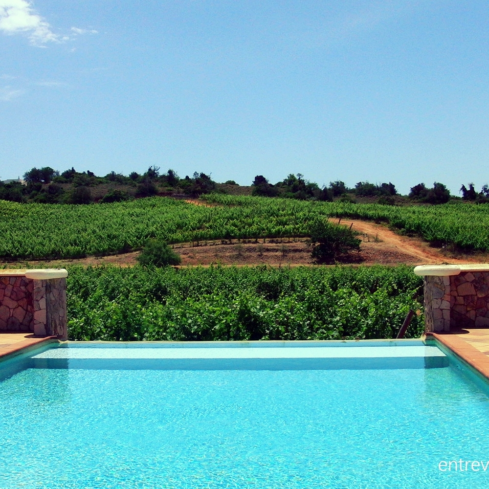 Swimming pool in Quinta dos Vales