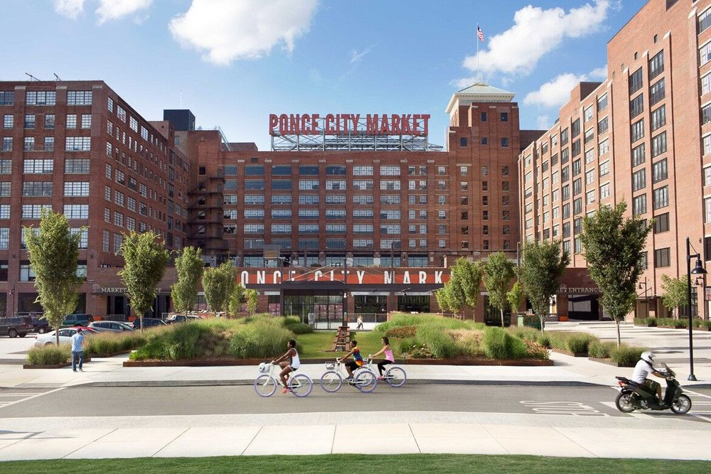 Ponce City Market Front | Photo Credit: Ponce City Market
