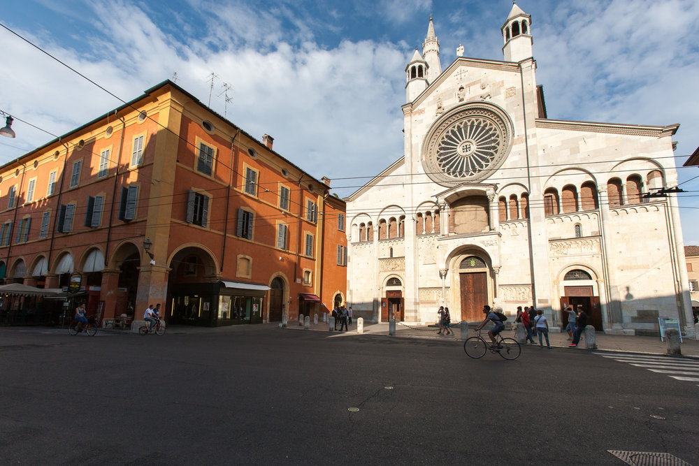 The City of Modena