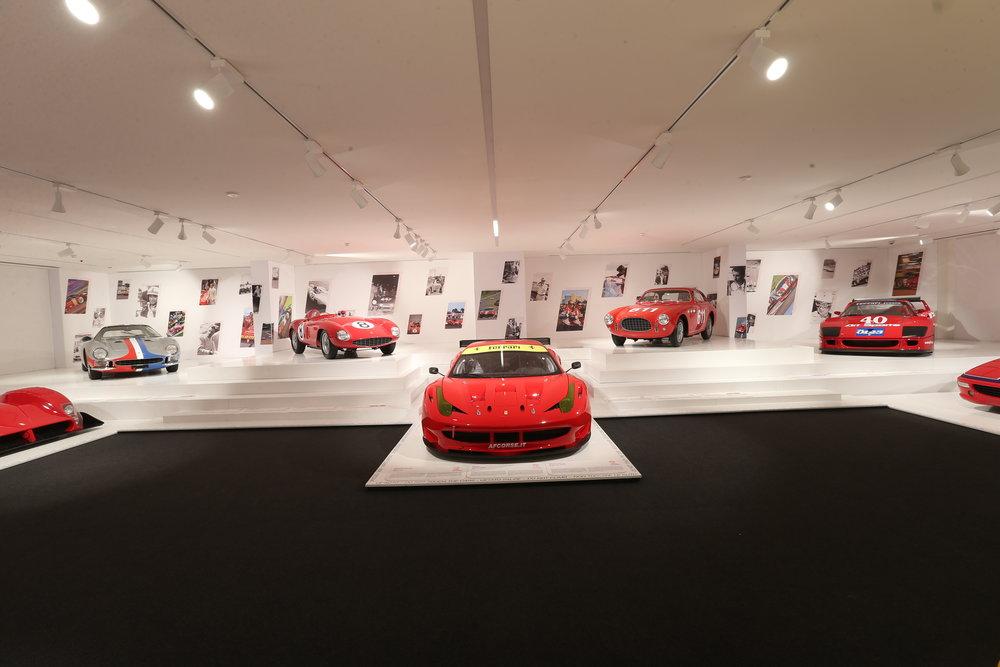 Home to Ferrari