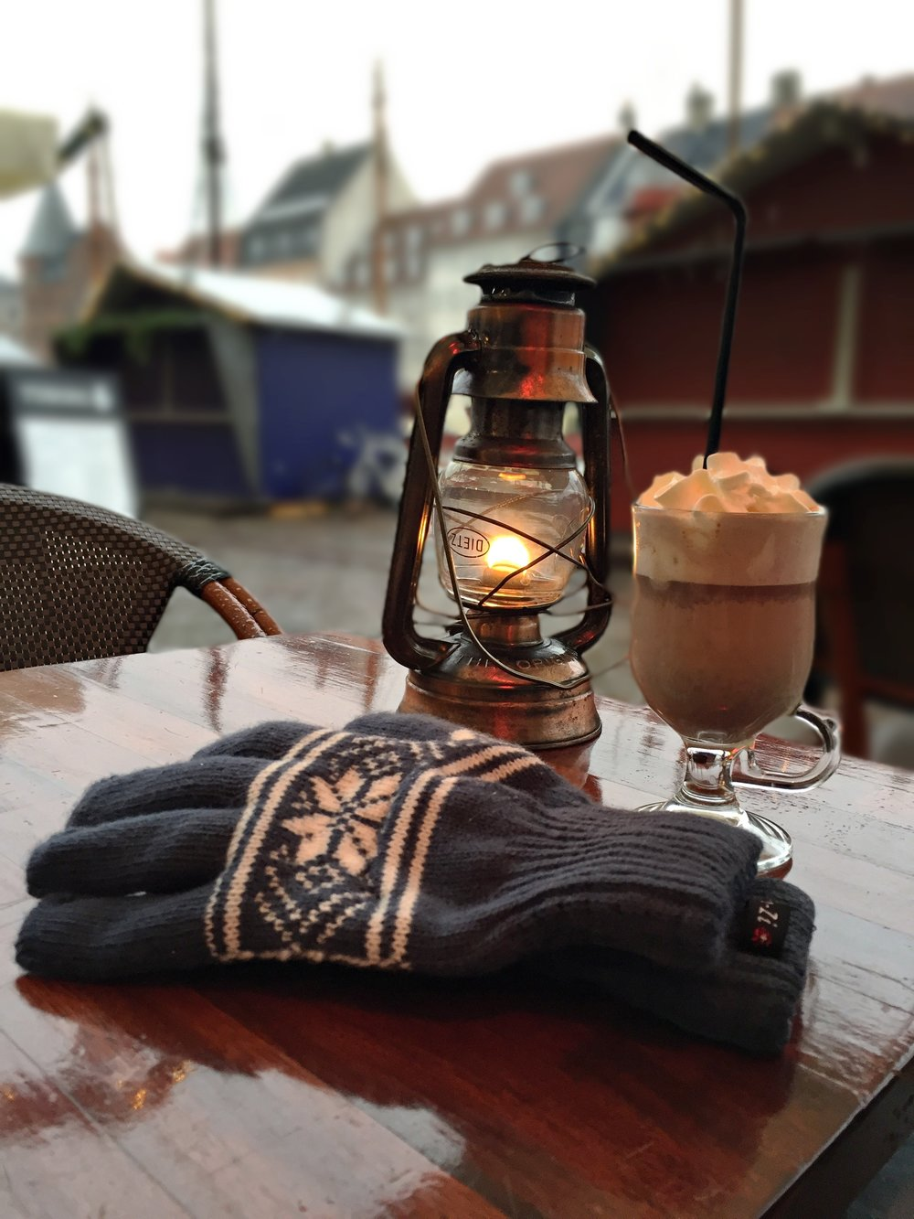 Outdoor Hygge at Nyhavn