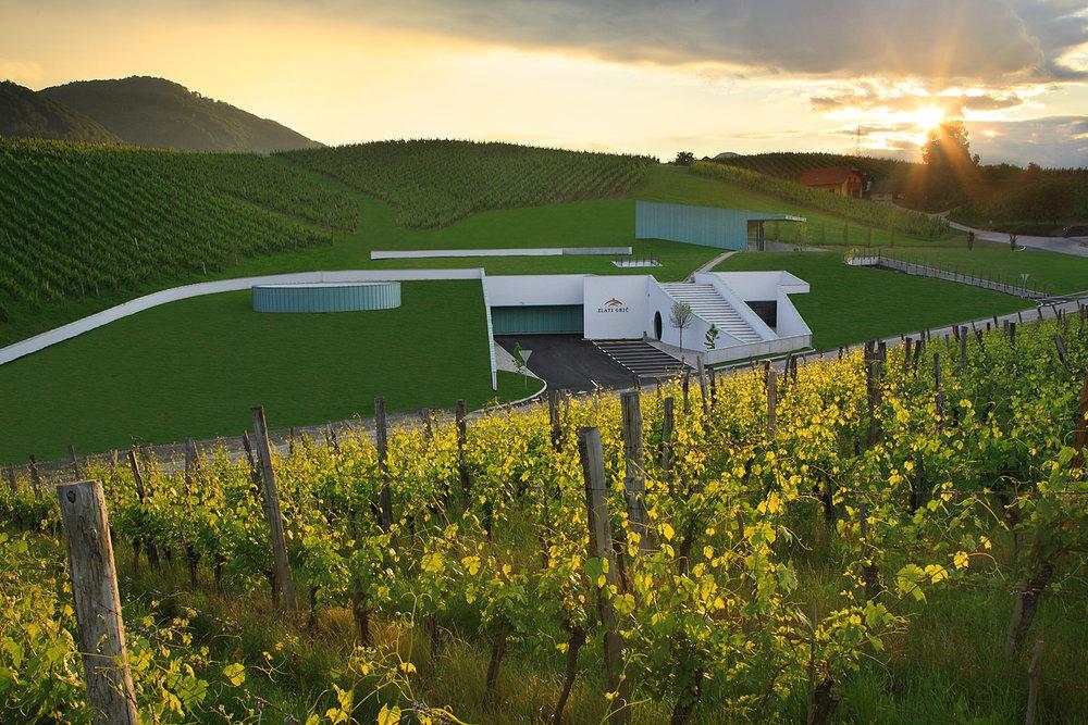 Zlati Gric Winery