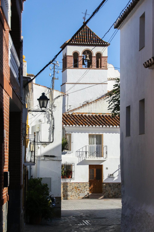 Moclinejo Town