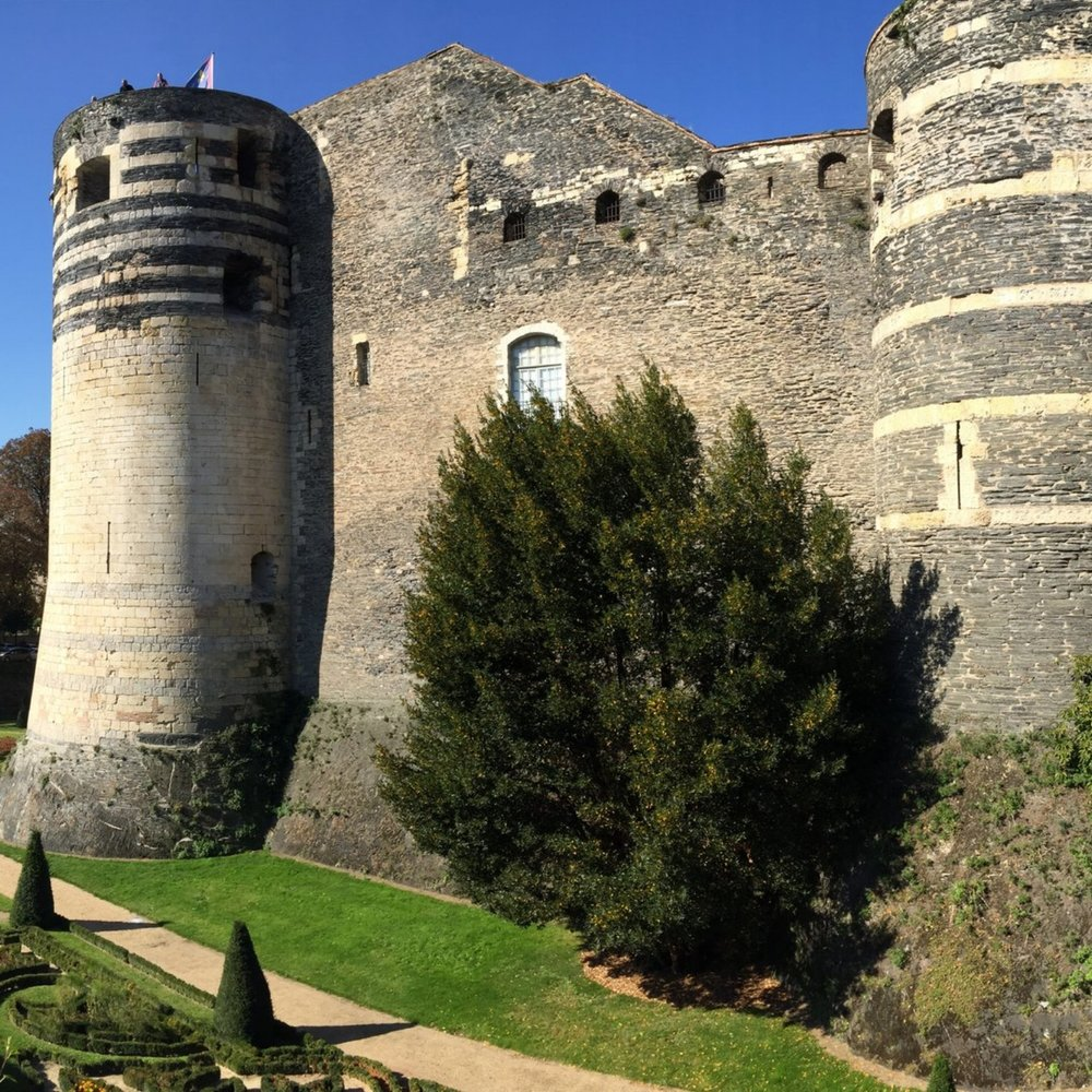 FRANCE /ANGERS—THE PERFECT DAY TRIP FROM PARIS | ANGERS