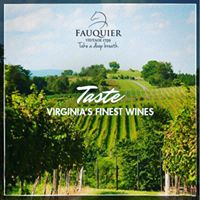 Fauquier County Wine Awards 2017