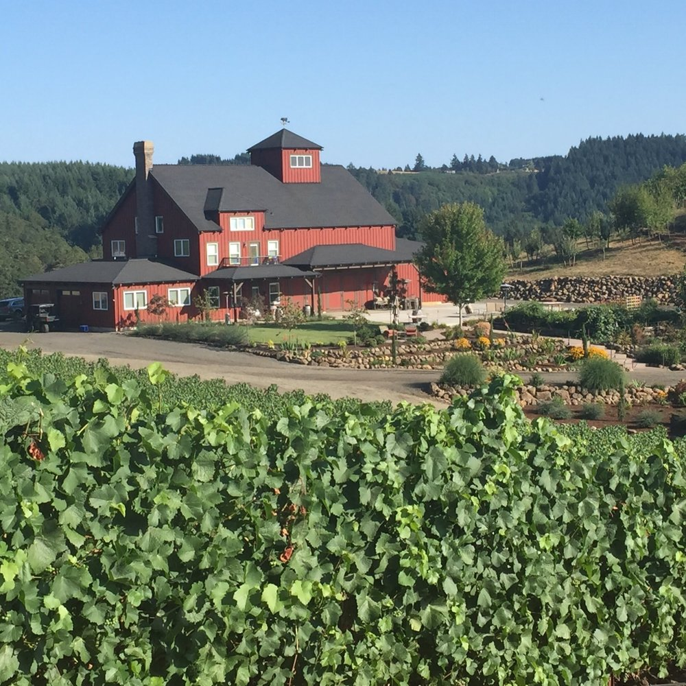 Thanksgiving in the Willamette Valley