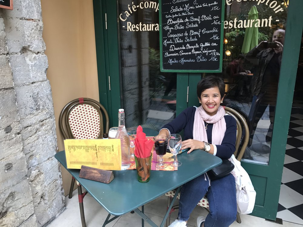 Welcome to my #WineTourist photo journal of Lyon, France   (092017) where we enjoyed its fabulous food, wine and sights!  Cheers! d