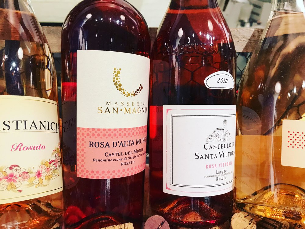 Summertime in New York means Rosé season!