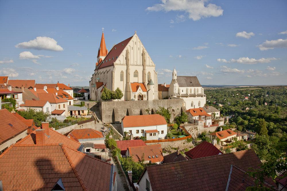 Gothic church of St. Nicholas