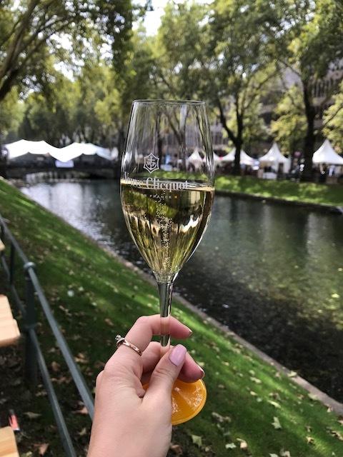 The Dusseldorf Food Festival.