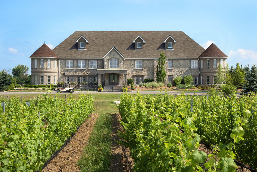 Lundy Manor Wine Cellars, winery and venue with tasting room, Niagara Falls, Ontario