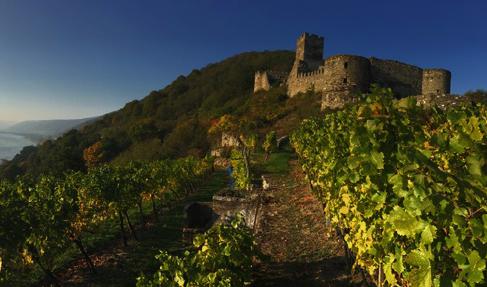 Austria's famous Wachau Valley