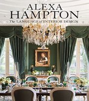 Photo of cover of Alexa Hampton book