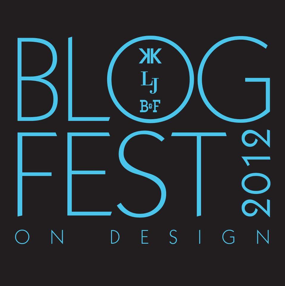 Blogfest 2012 logo