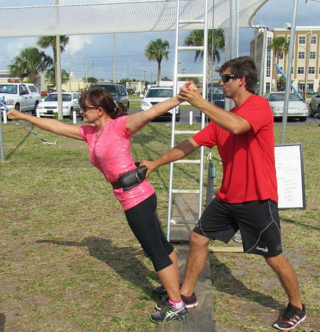Photo at Trapeze Federation in Orlando