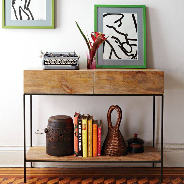 into the west rustic furniture. west elm entry.jpg into the rustic furniture