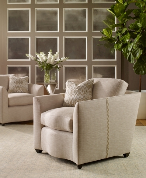 Kravet Denham Chair. Photo: Kravet.