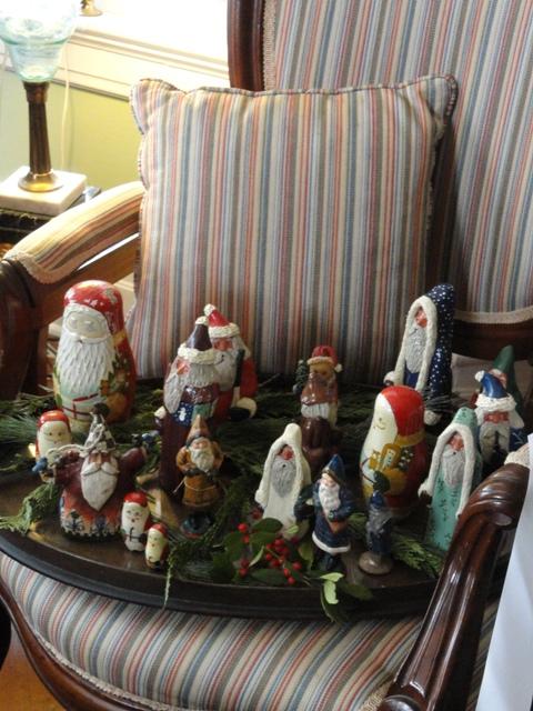 Photo of Santas
