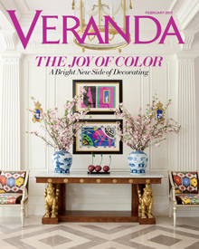 Photo of Veranda magazine