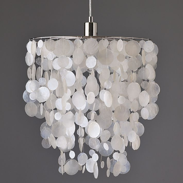 West Elm (1) Capiz chandelier. Credit West Elm.jpg