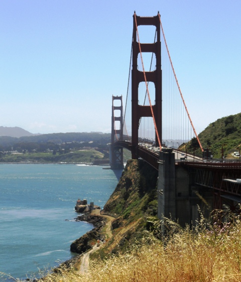 Photo of San Francisco Bridge