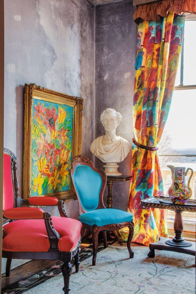 Art Meets Design For A Walk On The Wild Side Spectacular Spaces