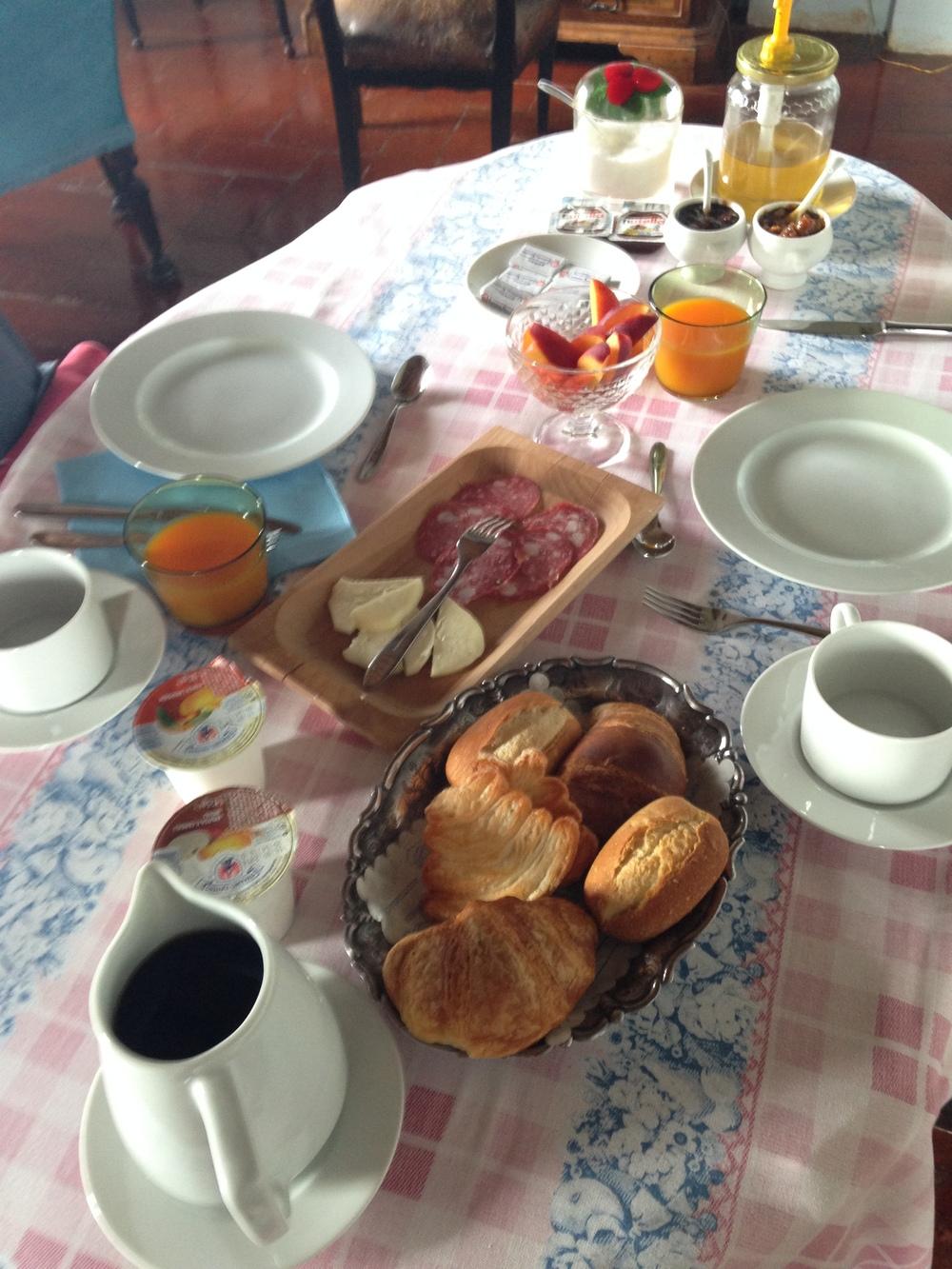 Tuscany Breakfast
