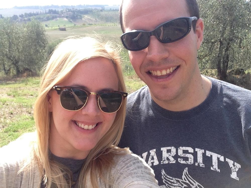 Ciao, Tuscany