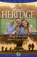 your heritage book