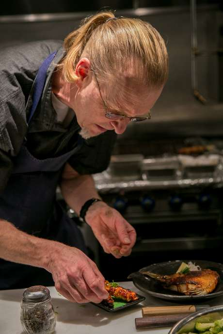 Chef Scott Whitman. Photo: John Storey, Special To The Chronicle