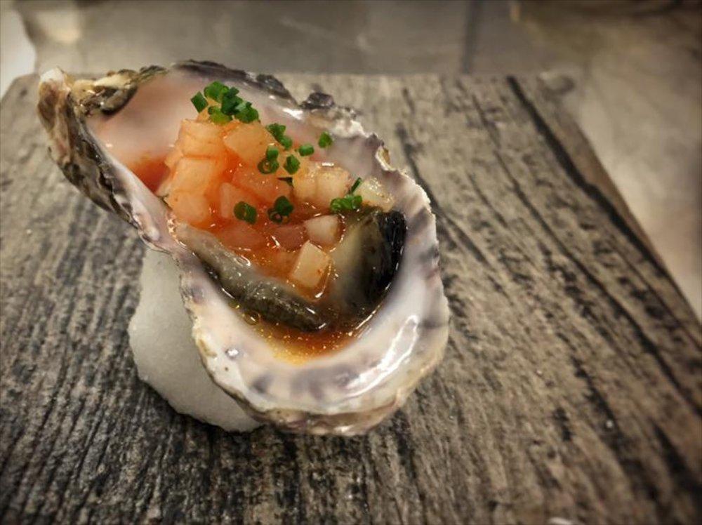 hudson bay oyster
